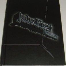 CDs de Música: 4XCD - JUDAS PRIETS - METALOGY - JUDAS PRIETS. Lote 124649247