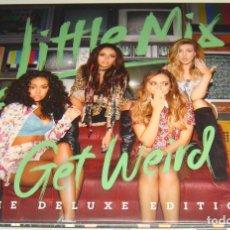 CDs de Música: CD - LITTLE MIX - GET WEIRD - THE DELUXE EDITION - LITTLE MIX. Lote 124649667