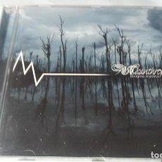 CDs de Música: MISANTHROPE -AENIGMA MYSTICA- CD HEAVY/DEATH METAL FRANCÉS . Lote 124673863
