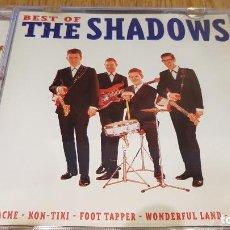 CDs de Música: BEST OF THE SHADOWS / CD - DISKY - 1998 / 16 TEMAS / MUY BUENA CALIDAD.. Lote 124885519