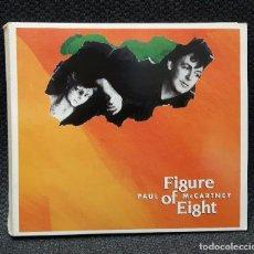 CDs de Música: PAUL MCCARTNEY - BEATLES - FIGURE OF EIGHT - CD SINGLE - PORTADA CARTON ABIERTA - REINO UNIDO. Lote 124899403