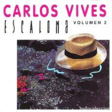CDs de Musique: CARLOS VIVES - ESCALONA VOLUMEN 2 - CD. Lote 124910435
