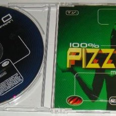 CDs de Música: CD SG - 100% PIZZICATO - ICE FRAN. Lote 124917895