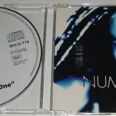 CDs de Música: CD MAXI - ALEXIA - NUMBER ONE - 6 TRACKS - ALEXIA. Lote 124918919