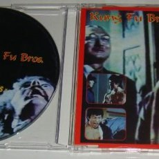 CDs de Música: CD MAXI - KUNG FU BROS - STEPPIN STONES - 4 TRACKS - KUNG FU BROS. Lote 124925987