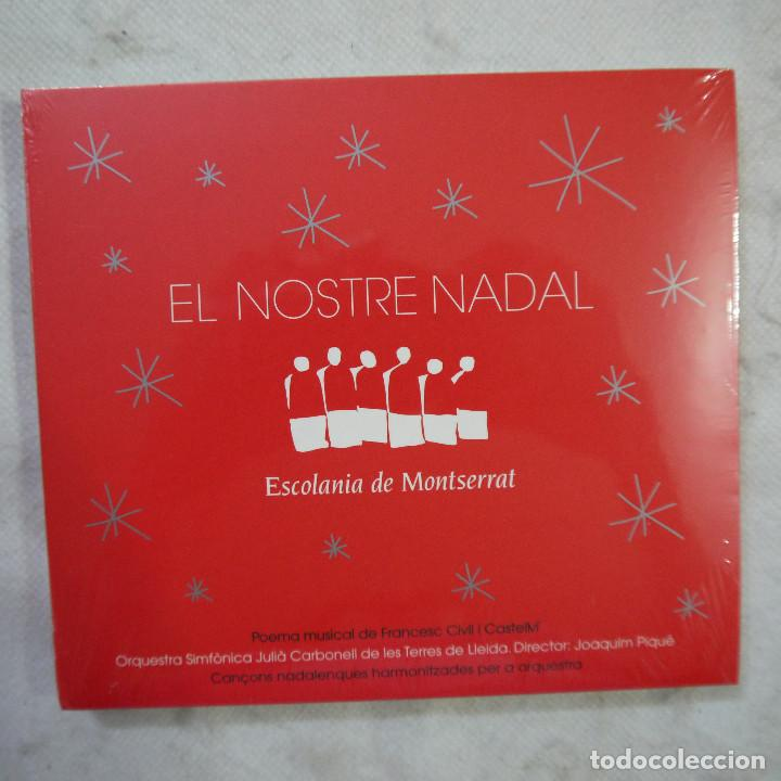 ESCOLANIA DE MONTSERRAT - EL NOSTRE NADAL - CD 2006 - PRECINTADO (Música - CD's Otros Estilos)