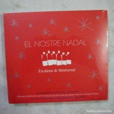 CDs de Música: ESCOLANIA DE MONTSERRAT - EL NOSTRE NADAL - CD 2006 - PRECINTADO . Lote 125025319