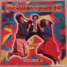 CDs de Música: POWER DANCE VOL. 5 (NOT ON LABEL ) CD, COMPILATION, UNOFFICIAL RELEASE - EUROPE 1995. Lote 125025923
