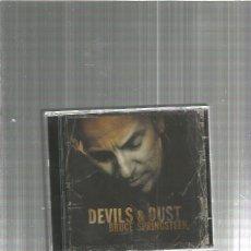 CDs de Música: BRUCE SPRINGSTEEN DEVILS DOBLE. Lote 125039079