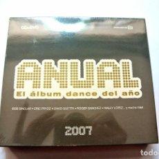 CDs de Música: CD + DVD ANUAL 2007 NUEVO Y PRECINTADO. Lote 125039395