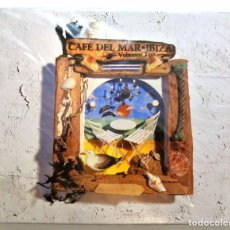 CDs de Música: CAFE DEL MAR IBIZA VOLÚMEN 3 , CD, NUEVO Y PRECINTADO, RESIST, 2005, 842694020144. Lote 125056791