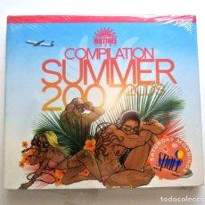 CDs de Música: CD MATINEE COMPILATION SUMMER 2007, 2CD'S ,MATINEE RECORDS, 2007, NUEVO Y PRECINTADO, 8423646378159*. Lote 125057319