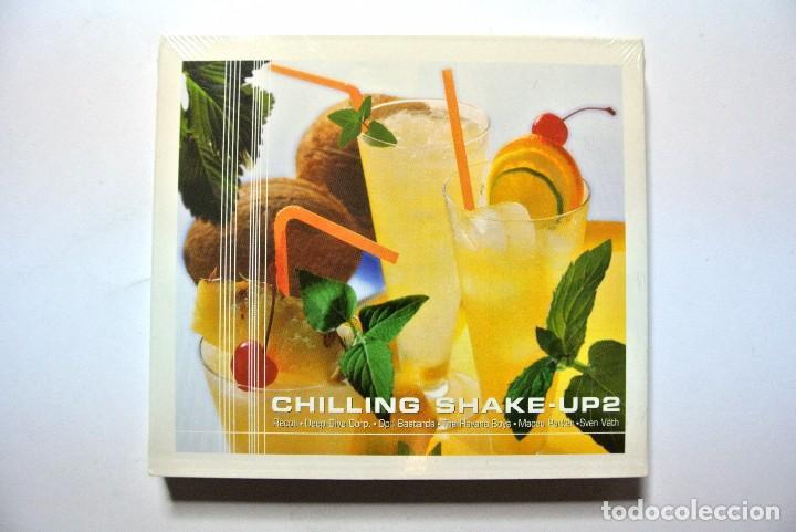 CHILLING SHAKE-UP 2 , 2 CD , 2001, NUEVO Y PRECINTADO,EFA, 718756114222, EFA611-2 , ZS 410192 (Música - CD's New age)