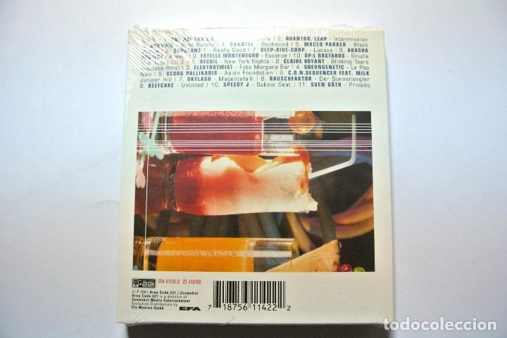 CDs de Música: Chilling Shake-Up 2 , 2 CD , 2001, NUEVO Y PRECINTADO,EFA, 718756114222, EFA611-2 , ZS 410192 - Foto 2 - 125075071