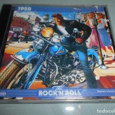 CDs de Música: CD - ROCK´N´ROLL - 24 TEMAS -. Lote 125077687