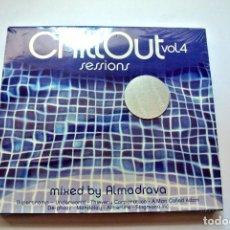 CDs de Música: CD CHILLOUT SESSIONS VOL.4 BY ALMADRAVA ,BLANCO Y NEGRO, 2006, 2 CD'S,NUEVO Y PRECINTADO MXCD 1654 *. Lote 125079971