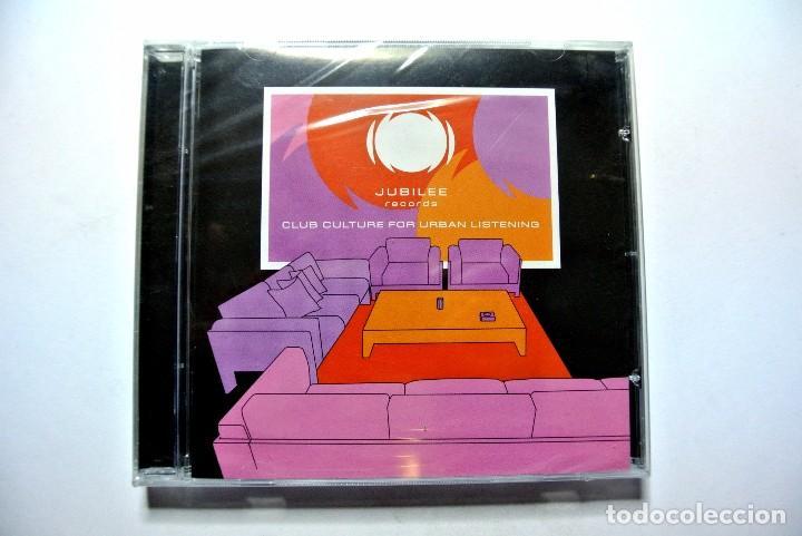 CD CLUB CULTURE FOR URBAN LISTENING COLLECTION 1, JUBILEE 2001, NUEVO Y PRECINTADO, 4025905950010 (Música - CD's New age)