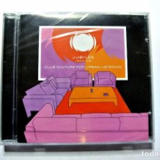 CDs de Música: CLUB CULTURE FOR URBAN LISTENING CD, 2001, NUEVO Y PRESINTADO. Lote 125080615