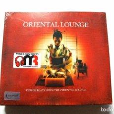 CDs de Música: CD ORIENTAL LOUNGE COMPILATION 3 CD'S BAR DE LUNE ,APACE MUSIC 2006,NUEVO Y PRECINTADO, 876492000558. Lote 125081155