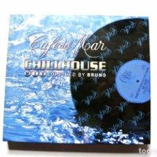 CDs de Música: CAFE DEL MAR CHILLHOUSE BY BRUNO, 2 CD , 1999, NUEVO Y PRECINTADO , 0843104299518 , 01-1999-2. Lote 125081847