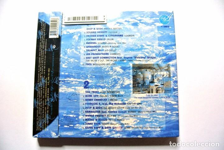 CDs de Música: CAFE DEL MAR Chillhouse By Bruno, 2 CD , 1999, Nuevo y precintado , 0843104299518 , 01-1999-2 - Foto 2 - 125081847