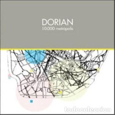 CDs de Música: CD DORIAN 10.000 METROPOLIS. Lote 125085235
