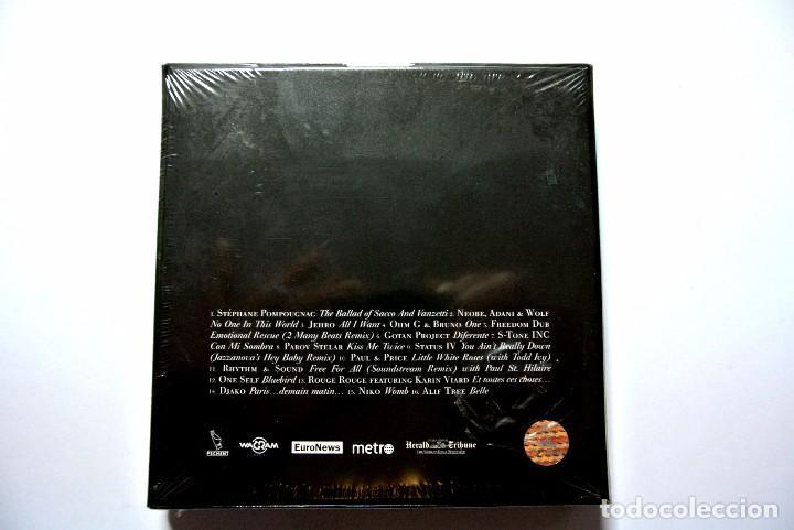 CDs de Música: CD HOTEL COSTES 9 Collection 2006-2007 ESTEPHANE POMPOUGNAC Nuevo y precintado, 3596971158323 WAG384 - Foto 2 - 125089351