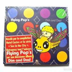 CDs de Música: CD FLYING POP'S DIM AND DAD, WAGRAM, 2003, NUEVO Y PRECINTADO, 3596971837723 , WAG 334. Lote 125128591