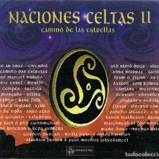 CDs de Música: NACIONES CELTAS II ¨CAMINO DE LAS ESTRELLAS¨ ( 3 CD). Lote 128150252