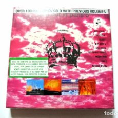 CDs de Música: CD CHILL OUT IN PARIS 5 ,KINGS OF LOUNGE, ESTEFANO CECCHI ,2006, NUEVO Y PRECINTADO, 8032754470411. Lote 125156587