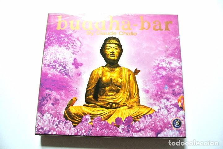 CD BUDDHA BAR BY CLAUDE CHALLE, 2 CD'S, WAGRAM 2003, NUEVO Y PRECINTADO, 3596971865221 , 3086522 (Música - CD's New age)