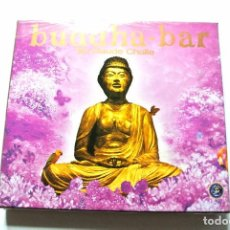 CDs de Música: CD BUDDHA BAR BY CLAUDE CHALLE, 2 CD'S, WAGRAM 2003, NUEVO Y PRECINTADO, 3596971865221 , 3086522. Lote 125157363
