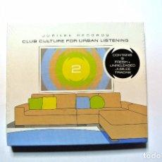 CDs de Música: CLUB CULTURE FOR URBAN LISTETING 2 , CD, NOVA, 2001, NUEVO Y PRECINTADO, 4025905950102 , CD 95010-22. Lote 125158223