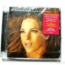 CDs de Música: CD DIANA KRALL - FROM THIS MOMENT ON ,EDICIÓN LIMITADA, (CD), 2006, NUEVO Y PRECINTADO,0602517050426. Lote 125162495