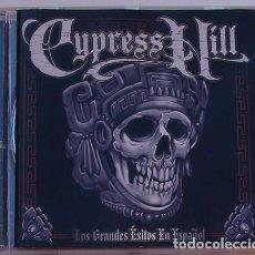 CDs de Música: CYPRESS HILL - LOS GRANDES EXITOS EN ESPAÑOL (CD) 1999 - 14 TEMAS. Lote 125212051