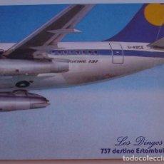 CDs de Música: LOS DINGOS - 737 DESTINO ESTAMBUL (CD) 2002 - 5 TEMAS - DIGIPACK. Lote 125221539