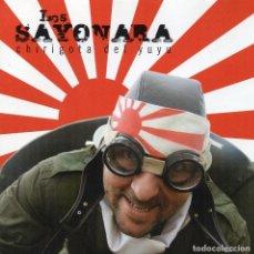 CDs de Música: CARNAVAL CADIZ 2007. CD CHIRIGOTA DEL YUYU. LOS SAYONARA. Lote 125226975
