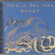 CDs de Música: MARIA DEL MAR BONET CD CAVALL DE FOC 1998 PICAP. Lote 125227419
