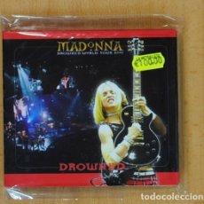 CDs de Música: MADONNA - DROWNED WORLD TOUR 2001 - CD. Lote 125276008