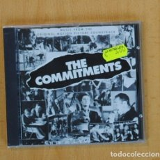 CDs de Música: THE COMMITMENTS - THE ORIGINAL MOTION PICTURE SOUNDTRACK - CD. Lote 125277224
