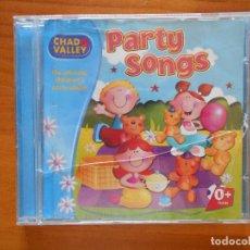 CDs de Música: CD PARTY SONGS - THE ULTIMATE CHILDREN'S PARTY ALBUM (2U). Lote 125279399