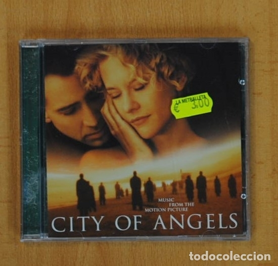 CDs de Música: VARIOS - CITY OF ANGELS - BSO - CD - Foto 1 - 125281374
