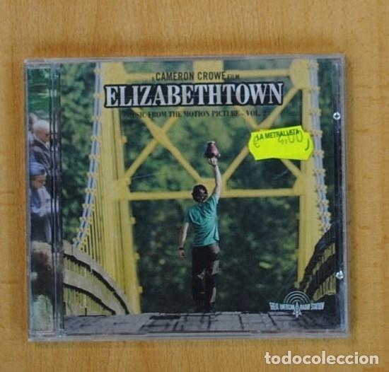 VARIOS - ELIZABETHTOWN VOL. 2 - BSO - CD (Música - CD's Bandas Sonoras)