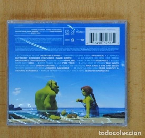 CDs de Música: VARIOS - SHREK 2 - BSO - CD - Foto 2 - 125283142