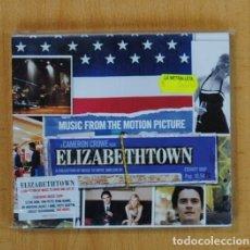 CDs de Música: VARIOS - ELIZABETHTOWN - BSO - CD. Lote 125283255