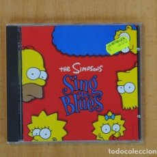 CDs de Música: THE SIMPSONS - THE SIMPSONS SING THE BLUES - CD. Lote 125284410