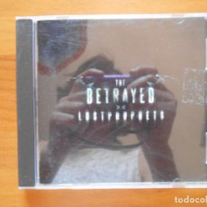 CDs de Música: CD LOSTPROPHETS - THE BETRAYED (BB). Lote 125286519