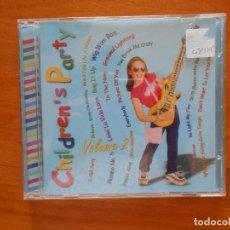 CDs de Música: CD CHILDREN'S PARTY - VOLUME 2 (BB). Lote 125289199