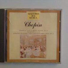 CDs de Música: CD CHOPIN. Lote 125275331