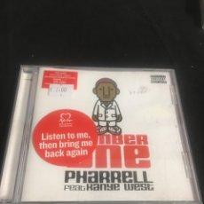 CDs de Música - NUMBER ONE - PHARRELL PEAT HANYE WEST ( cd Segunda mano ) - 125314588
